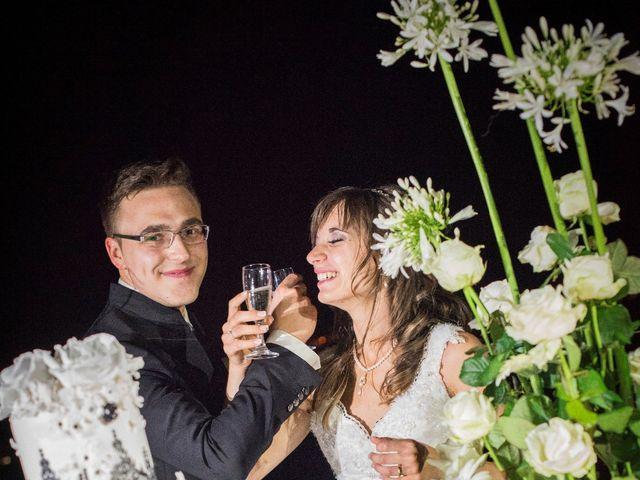 Il matrimonio di Alessandro e Sharon a Induno Olona, Varese 389
