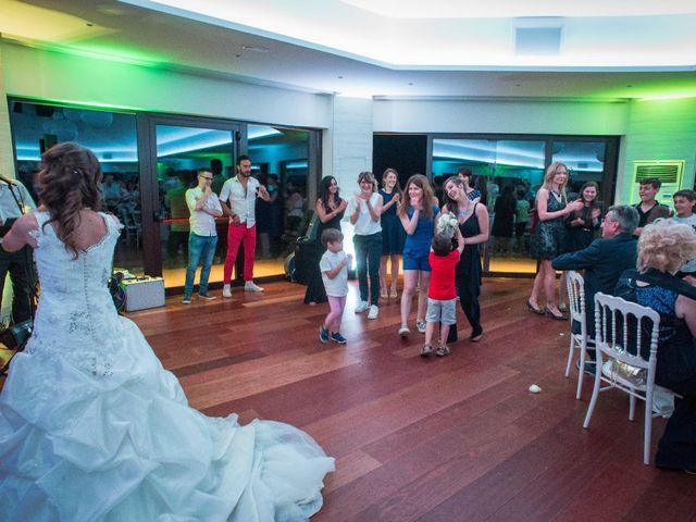 Il matrimonio di Alessandro e Sharon a Induno Olona, Varese 399