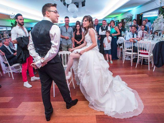 Il matrimonio di Alessandro e Sharon a Induno Olona, Varese 405