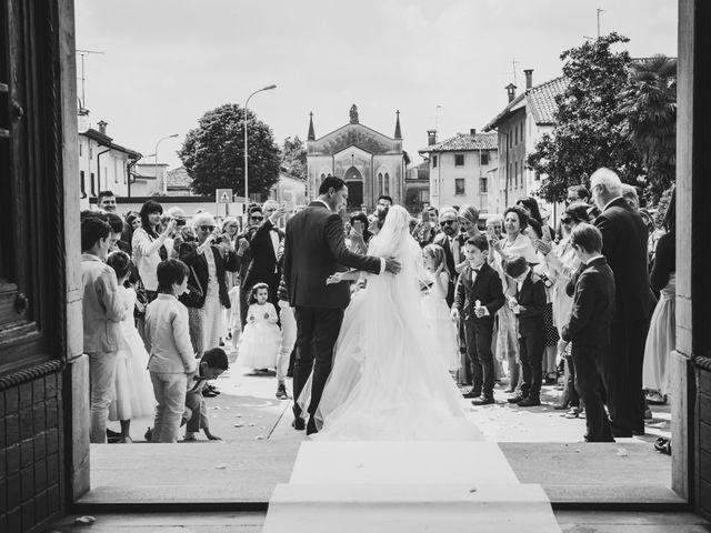 Il matrimonio di Manuel e Helen a Udine, Udine 23