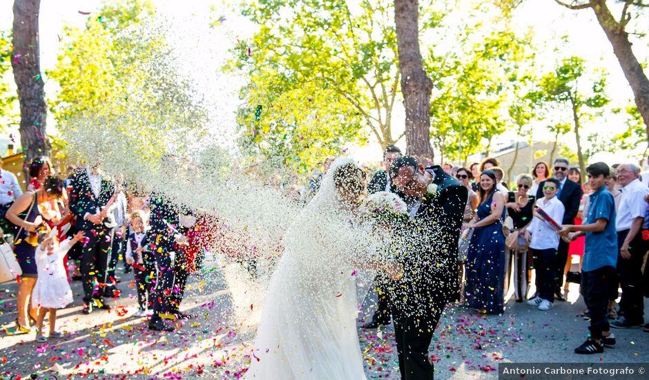 Il matrimonio di Samuele e Laura a Pesaro, Pesaro - Urbino