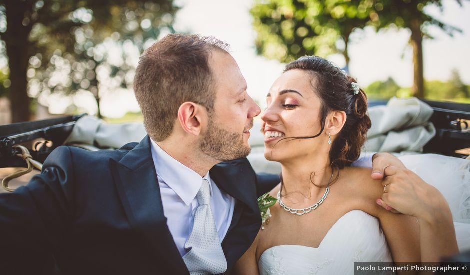 Il matrimonio di Luca e Valentina a Cislago, Varese