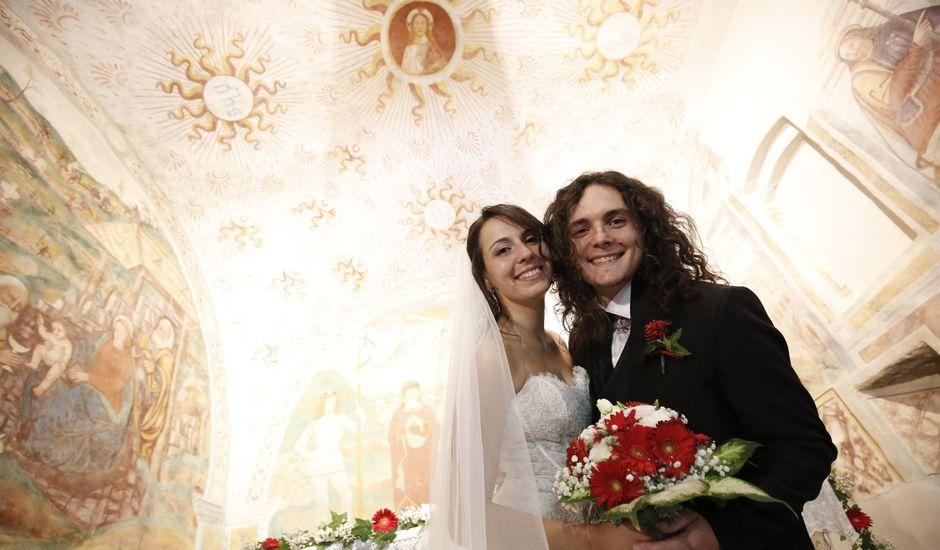 Il matrimonio di Luigi e Valentina a Lasnigo, Como