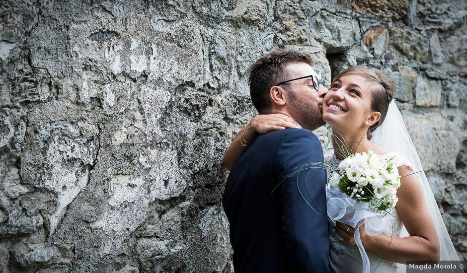 Il matrimonio di Davide e Alessia a Talamona, Sondrio