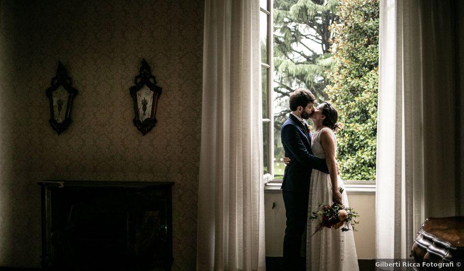 Il matrimonio di Simone e Francesca a Passirano, Brescia