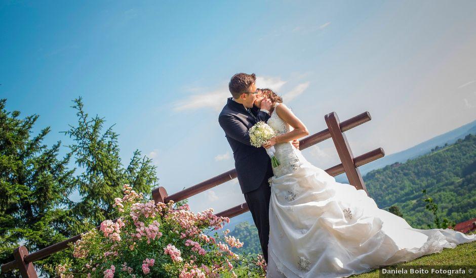 Il matrimonio di Alessandro e Sharon a Induno Olona, Varese