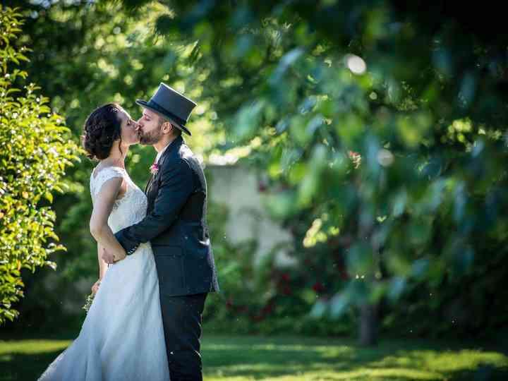 Le nozze di Claudia e Edgardo