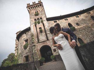 Le nozze di Carmen e Simone
