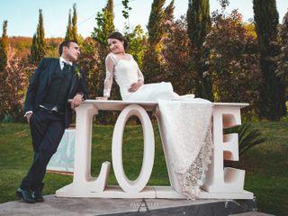 Le nozze di Maria Aurora Senatore e Pasquale Attanasio