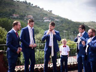Le nozze di Sasha e Nicholas 1