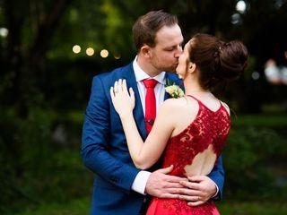 Le nozze di Sasha e Nicholas