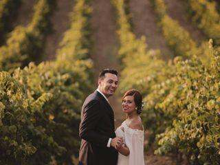 Le nozze di Francesca e Emilio
