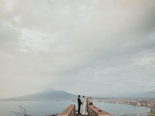 Le nozze di Isabel e Josè