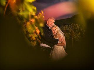 Le nozze di Cherie e Phill