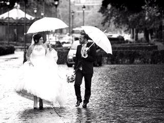 Le nozze di Emily e Valerio