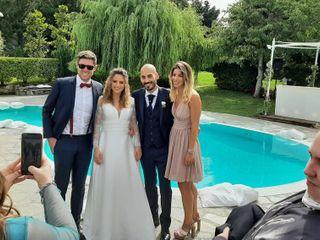 Le nozze di Rossella e Alfonso
