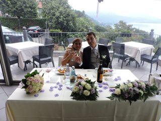 Le nozze di Graziella e Andrea