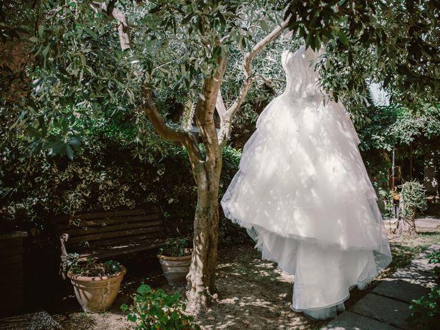 Il matrimonio di Marco e Selene a Lorenzana, Pisa 1