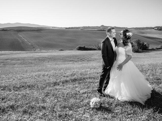 Il matrimonio di Marco e Selene a Lorenzana, Pisa 22