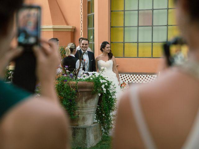 Il matrimonio di Marco e Selene a Lorenzana, Pisa 31