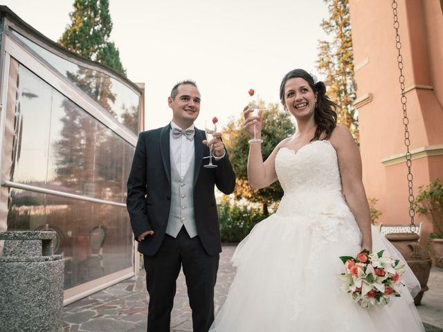 Il matrimonio di Marco e Selene a Lorenzana, Pisa 32