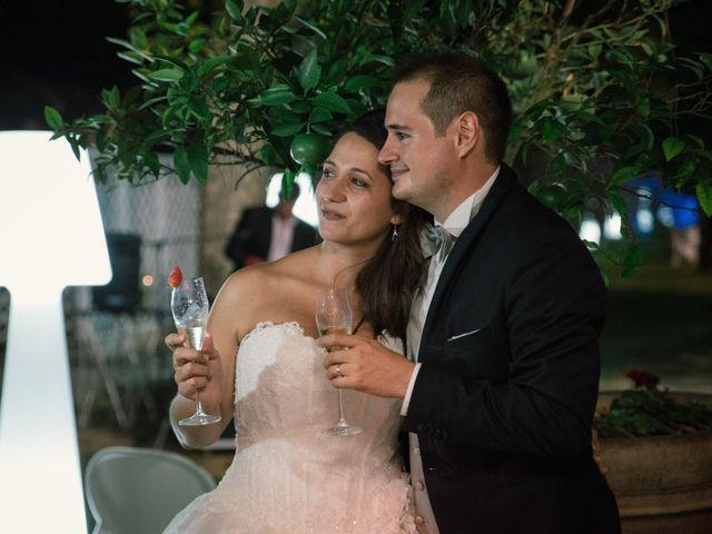 Il matrimonio di Marco e Selene a Lorenzana, Pisa 40