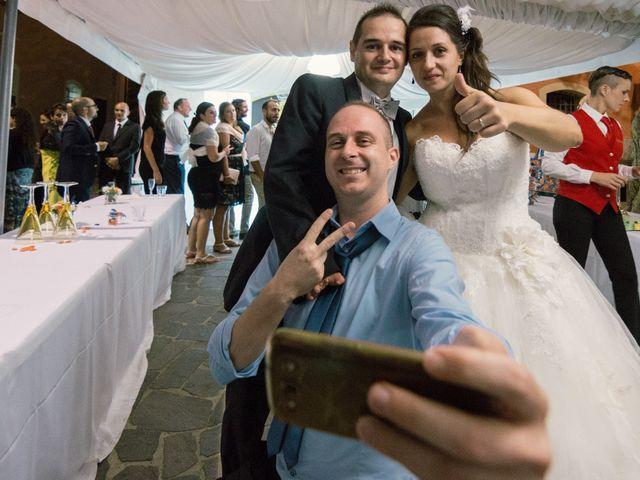 Il matrimonio di Marco e Selene a Lorenzana, Pisa 43