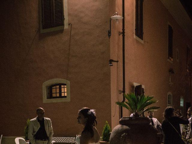 Il matrimonio di Marco e Selene a Lorenzana, Pisa 46