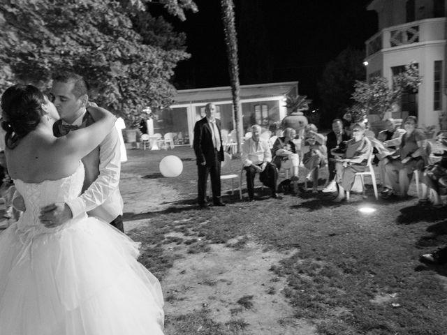 Il matrimonio di Marco e Selene a Lorenzana, Pisa 47
