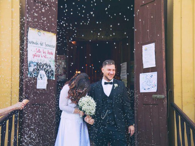Il matrimonio di Oscar e Sara a Budrio, Bologna 13
