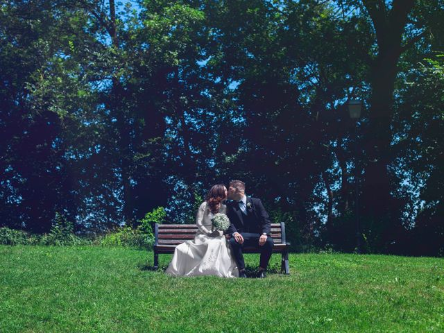 Il matrimonio di Oscar e Sara a Budrio, Bologna 16
