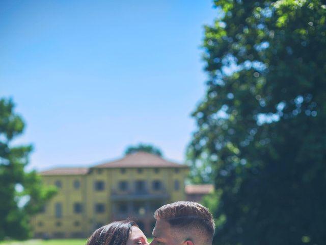 Il matrimonio di Oscar e Sara a Budrio, Bologna 17