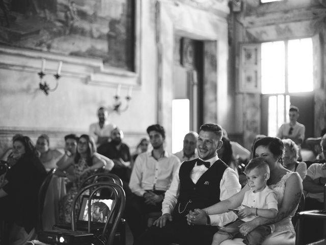 Il matrimonio di Oscar e Sara a Budrio, Bologna 26