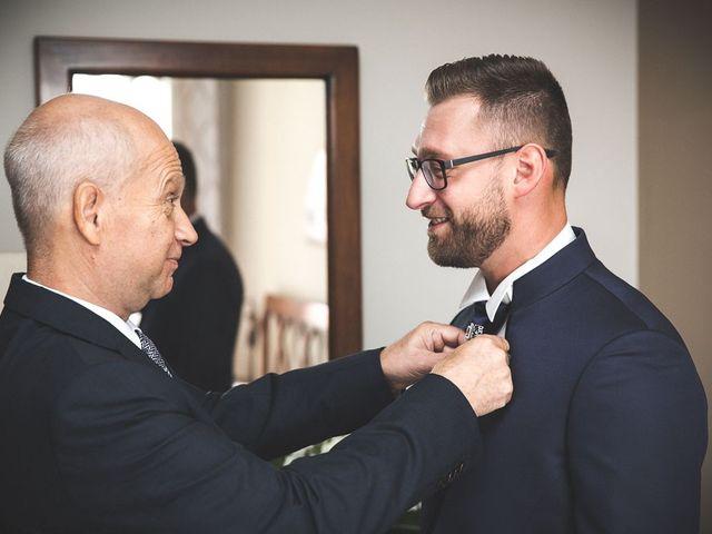 Il matrimonio di Simone e Carmen a Filago, Bergamo 9