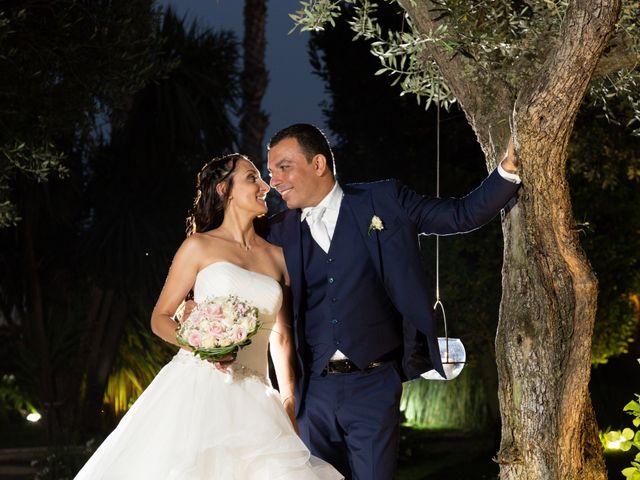 Le nozze di Maria Cristina e Claudio