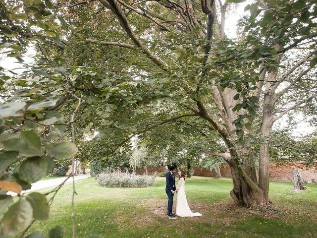 Le nozze di Stella e Sunndeep