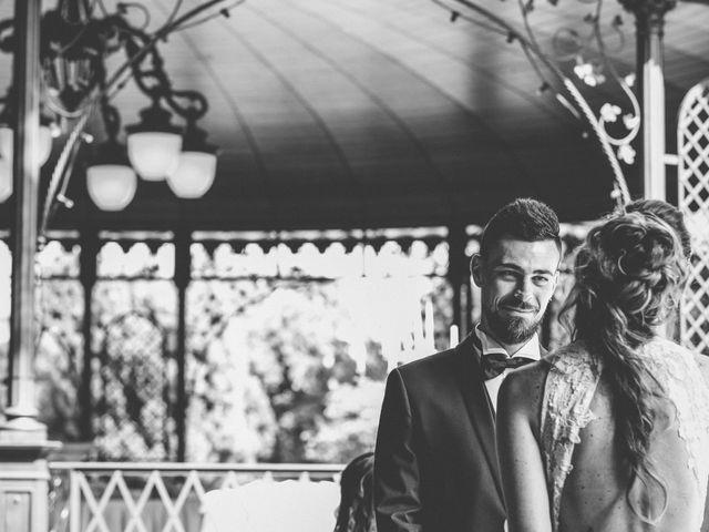 Le nozze di Eleonora e Luca