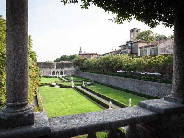 Il matrimonio di Andrea e Elena a Volta Mantovana, Mantova 11