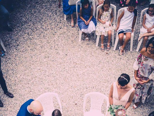 Il matrimonio di Andrea e Elena a Volta Mantovana, Mantova 12