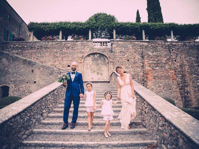 Il matrimonio di Andrea e Elena a Volta Mantovana, Mantova 13