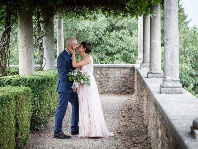 Il matrimonio di Andrea e Elena a Volta Mantovana, Mantova 15