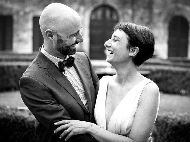 Il matrimonio di Andrea e Elena a Volta Mantovana, Mantova 17