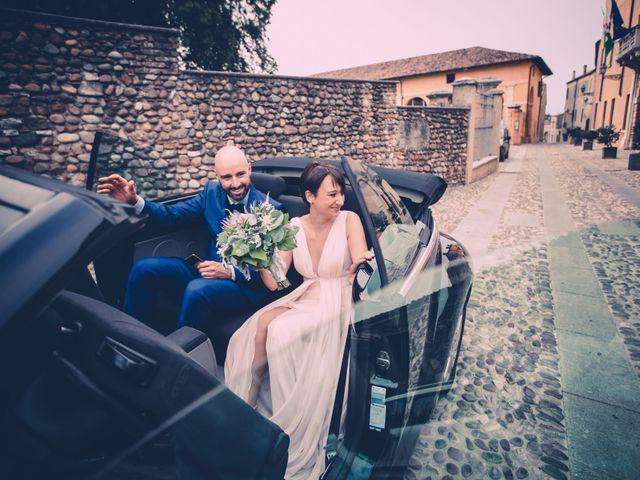 Il matrimonio di Andrea e Elena a Volta Mantovana, Mantova 18
