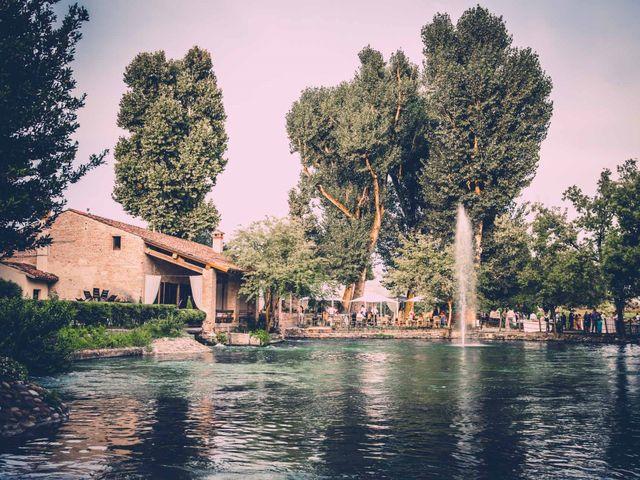 Il matrimonio di Andrea e Elena a Volta Mantovana, Mantova 19