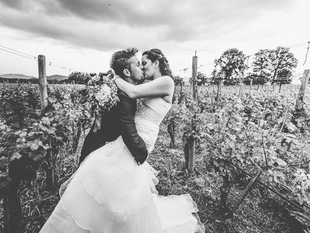 Le nozze di Jenny e Luca