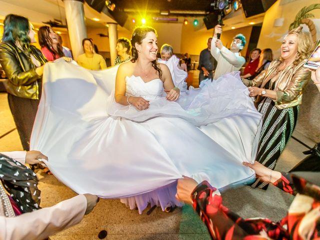 Il matrimonio di Luca e Jenny a Rovato, Brescia 1
