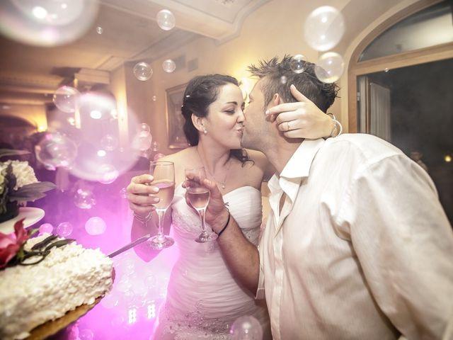 Il matrimonio di Luca e Jenny a Rovato, Brescia 2