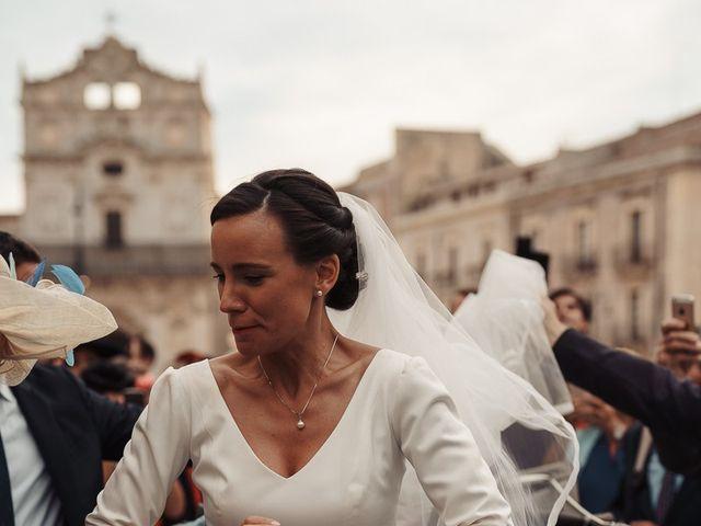 Il matrimonio di Baoudouin e Letizia a Siracusa, Siracusa 8