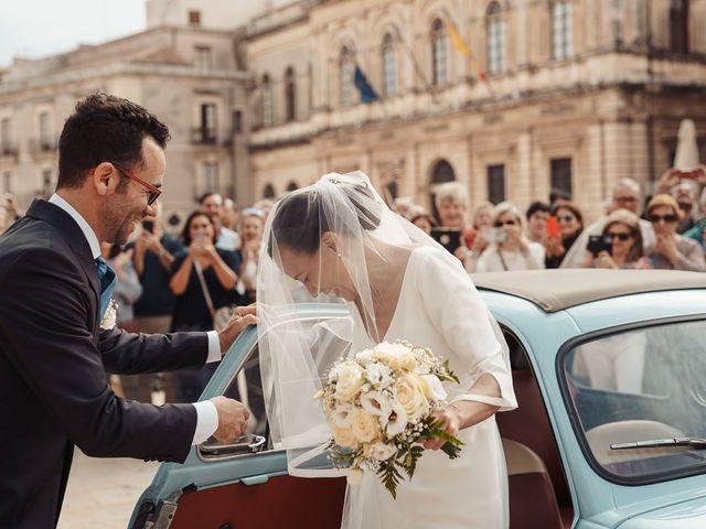 Il matrimonio di Baoudouin e Letizia a Siracusa, Siracusa 27