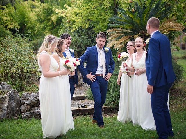 Il matrimonio di Nicholas e Sasha a Sermoneta, Latina 4